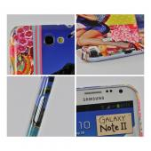 Paradise Americana Nostalgia Series Ultra Slim Hard Case for Samsung Galaxy Note 2 Geeks Designer Line