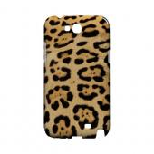 Jaguar Geeks Designer Line Animal Print Series Slim Hard Back Cover for Samsung Galaxy Note 2