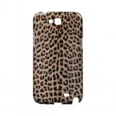 Leopard Print Geeks Designer Line Animal Print Series Slim Hard Back Cover for Samsung Galaxy Note 2