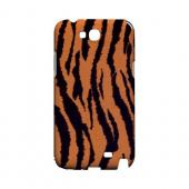 Tiger Print Geeks Designer Line Animal Print Series Slim Hard Back Cover for Samsung Galaxy Note 2