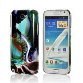 Shades of Eunmi Asian Print Series Slim Hard Case for Samsung Galaxy Note 2 Geeks Designer Line