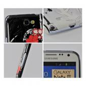 Bamboo Yin Yang Asian Print Series Slim Hard Case for Samsung Galaxy Note 2 Geeks Designer Line
