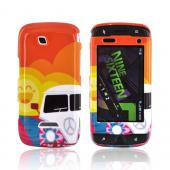 Samsung Sidekick 4G Hard Case - Hippie Van