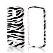 Black/ White Zebra Hard Case for Samsung Galaxy S Relay 4G