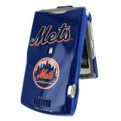 NCAA Licensed Motorola V3 MLB New York Mets Protective Case