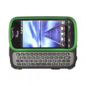HTC Mytouch 4G Slide Rubberized Hard Case - Green