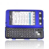 LG Fathom Rubberized Hard Case - Blue
