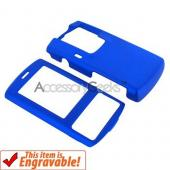 LG Decoy Rubberized Hard Case - Blue