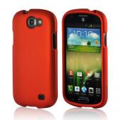 Orange Rubberized Hard Case for Samsung Galaxy Express