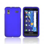 Samsung Captivate Glide i927 Rubberized Hard Case - Blue