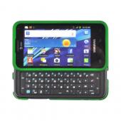 Samsung Captivate Glide i927 Rubberized Hard Case - Green