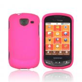 Samsung Brightside Rubberized Hard Case - Hot Pink