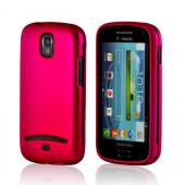 Hot Pink Rubberized Hard Case for Samsung Galaxy S Relay 4G