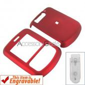 Verizon Blitz Rubberized Hard Case - Red