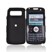 Samsung Exec i225 Rubberized Hard Case - Black