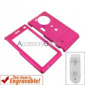 Samsung T929 Memoir Rubberized Hard Case - Magenta