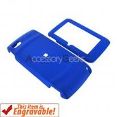 T-Mobile Sidekick LX 2009 Rubberized Hard Case - Blue