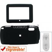 SideKick Slide Rubberized Hard Case - Black