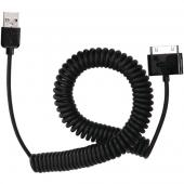 GRIFFIN GC17080 IPOD USB TO DOCK CONNECTOR CABLE, COILED