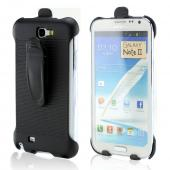 Black Holster w/ Swivel Belt Clip for Samsung Galaxy Note 2