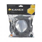 Kanex Black HDMI v1.4 1080p/ 1440p High Speed Ethernet 3D Capable 10FT/3M Cable -  HD10FTKNX