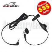 Blackberry Original Headset, 2.5mm HDW-03458-001
