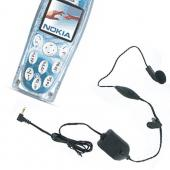 April Fool's Prankster Voice Changer Cell Phone Headset, 2.5mm - 4 Types of Voices