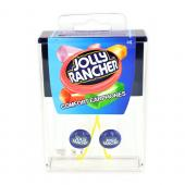 "Licensed Candy Comfort ""Jolly Rancher"" 3.5mm Stereo Headset - Blue/Yellow"