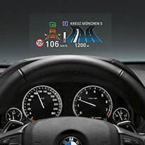 Premium HD Head Up Display (HUD) Reflective Film