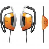 ILUV I303ORG SWEATPROOF EAR CLIPS (ORANGE)