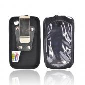 Original TurtleBack Premium Apple iPhone 3G 3GS Heavy Duty Nylon Case w/ Steel Belt Clip - Black