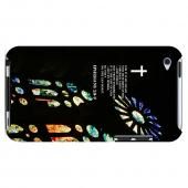 Geeks Designer Line (GDL) Bibles Series Apple iPod 4 Slim Hard Back Cover - Ephesians 2:8-9