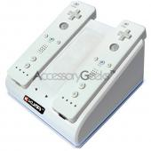 Original Kuma Wii Regular Drop and Charge Station, KW-10288
