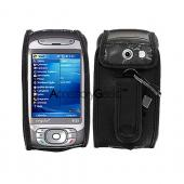 HTC Cingular 8525 Leather Case - Black
