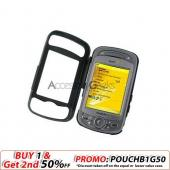 HTC Mogul PPC-6800 Metal Armor Case - Black