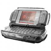 LG VX-9900 enV Cyber Case - All Black