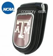 Texas A & M Collegiate Series EVA Pouch with Swivel Belt Clip