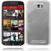 Clear/ Frost Crystal Silicone TPU Skin for Blu Studio 5.5