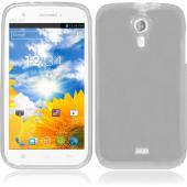 Clear/ Frost Crystal Silicone TPU Skin for Blu Studio 5.0