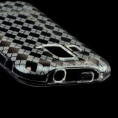 Argyle Clear Crystal Silicone Skin Case for Kyocera Hydro XTRM