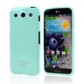Mint CellLine Crystal Silicone Skin Case for LG Optimus G Pro