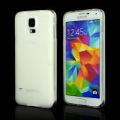 Clear/ Frost Crystal Silicone TPU Skin Case for Samsung Galaxy S5