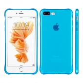 Apple iPhone 7 Plus (5.5 inch) Case, REDshield [Blue] Durable Anti-shock Crystal Silicone Protective TPU Gel Skin Case Cover