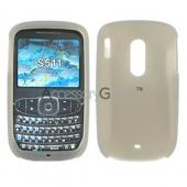 HTC Snap S511 Silicone Case, Rubber Skin - Smoke