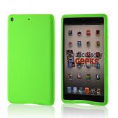 Neon Green Silicone Case for Apple iPad Mini