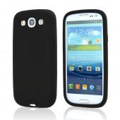 Samsung Galaxy S3 Silicone Case - Black