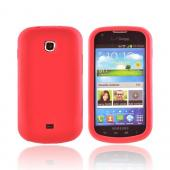 Samsung Galaxy Stellar Silicone Case - Red