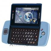 SideKick LX silicone case, rubber skin - Baby Blue