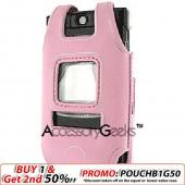 Samsung Sync A707 Water Suit - Pink with Silver Trim