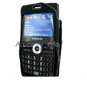 Samsung BlackJack II Water Suit Case - Black w/ Silver Trim